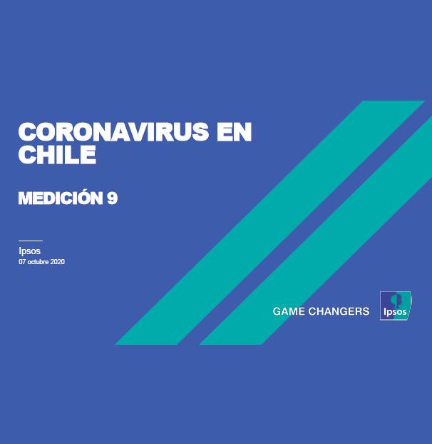 Estudio: Coronavirus en Chile – medición 9