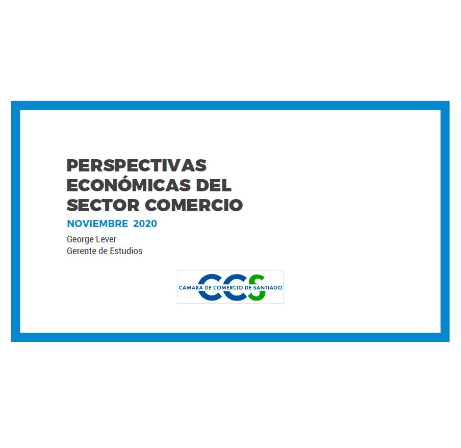 Estudio: Perspectivas Económicas del sector Comercio – nov 2020