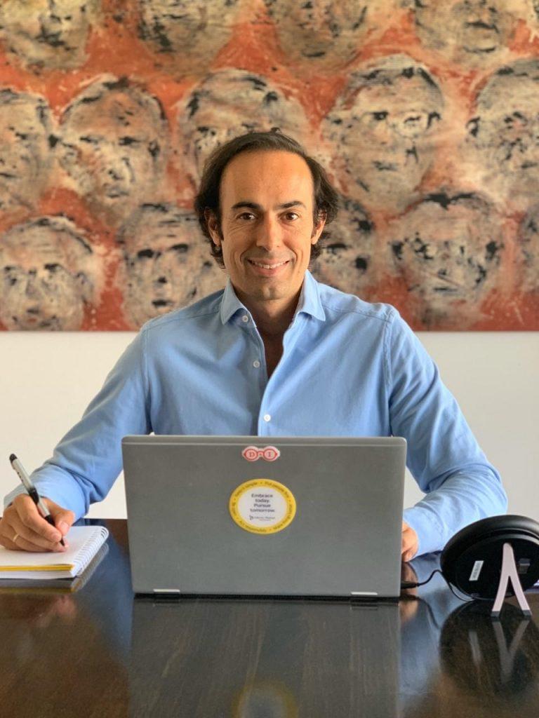 Carlos Escudero, CEO Liberty Seguros para Mercado Andes