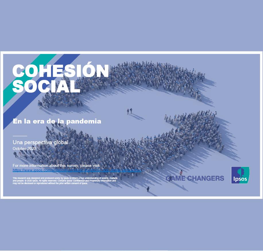 Estudio: Cohesión Global En la era de la pandemia – Una perspectiva global