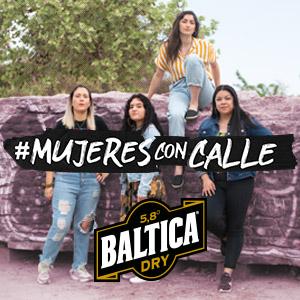 Baltica – mujeres con calle