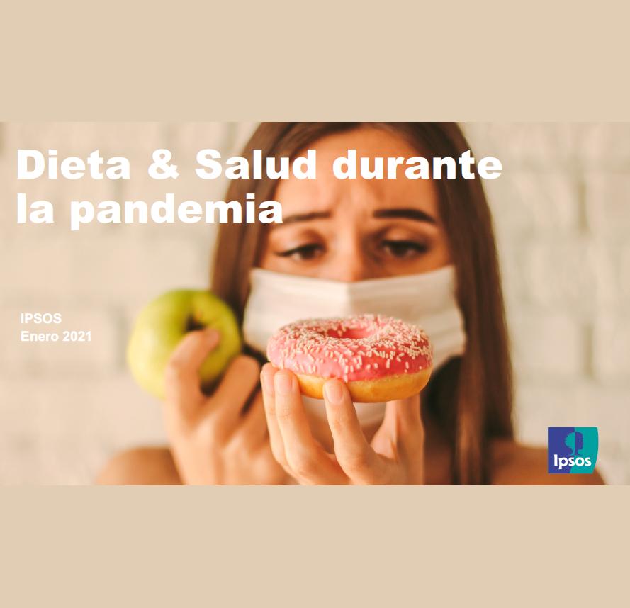 Estudio: Dieta & Salud durante la pandemia