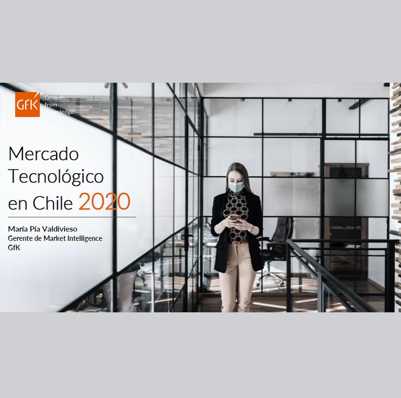 Estudio: Mercado Tecnológico en Chile 2020