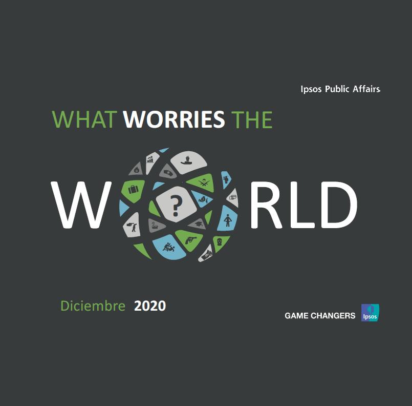 Estudio: What worries the world – Resumen Chile diciembre 2020 (ES)