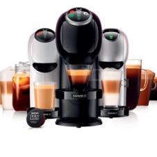 Imagen de la Nota: NESCAFÉ® Dolce Gusto® presenta su nueva línea de cafeteras Genio S