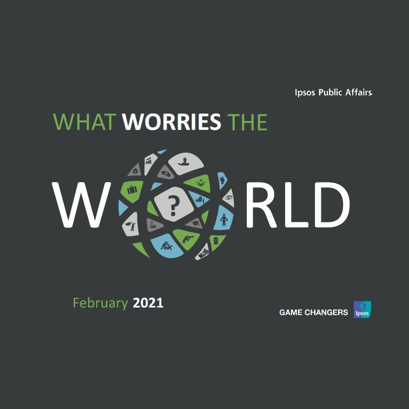Estudio: What worries the world – Resumen Chile febrero 2021 (ES)