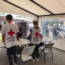 Imagen de la Nota: P&G Chile dona más de 7 mil pruebas PCR a voluntarios de Cruz Roja a lo largo del país