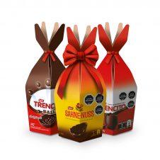 Imagen de la Nota: Nestlé renueva estuches de huevos de pascua individuales