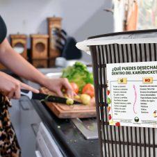 Imagen de la Nota: P&G Chile y Karübag inician alianza para fomentar el reciclaje de desechos orgánicos domiciliarios de los empleados de la compañía