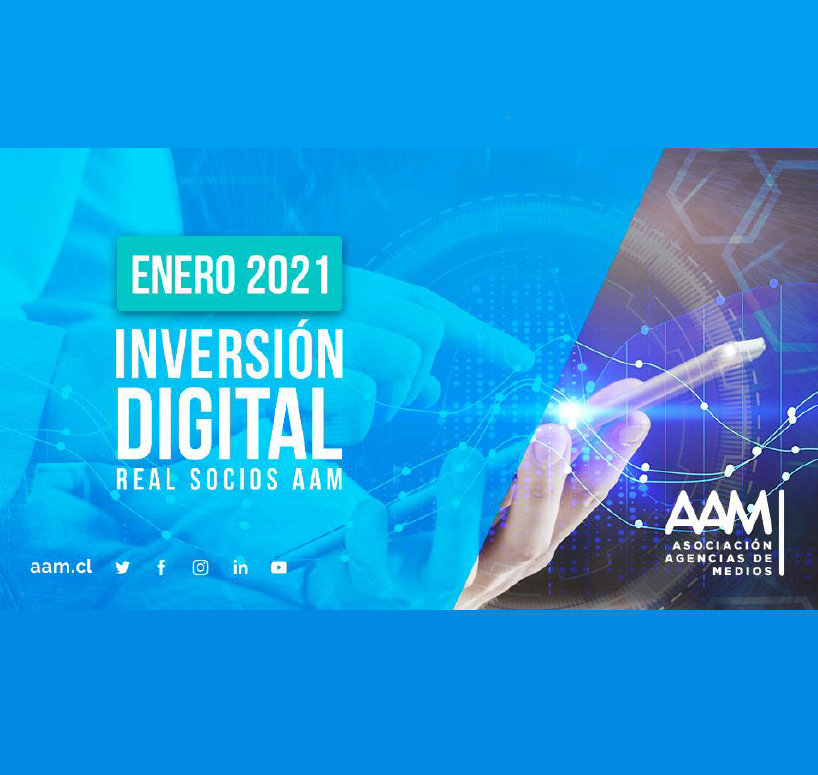 Estudio: Inversión Digital Real Socios AAM – enero 2021