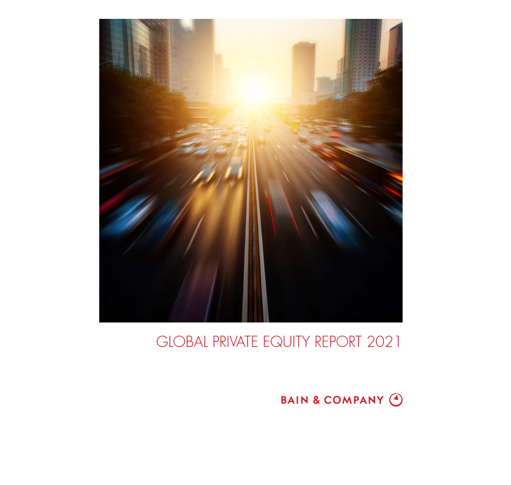 Estudio: GLOBAL PRIVATE EQUITY REPORT 2021