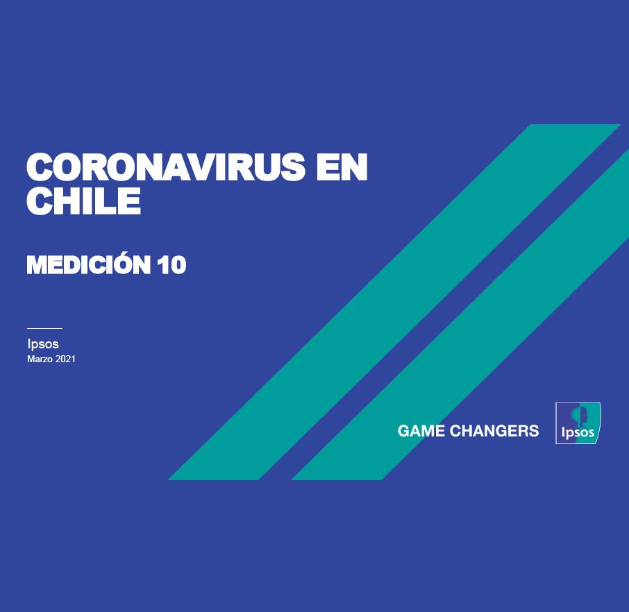 Estudio: Coronavirus en Chile – medición 10