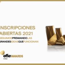 Imagen de la Nota: EFFIE AWARDS:  ¡INSCRIPCIONES 2021 ABIERTAS!