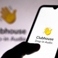 Imagen de la Nota: Conoce Clubhouse, la red social de moda en el mundo
