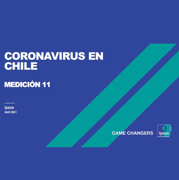 Estudio: Coronavirus en Chile – medición 11