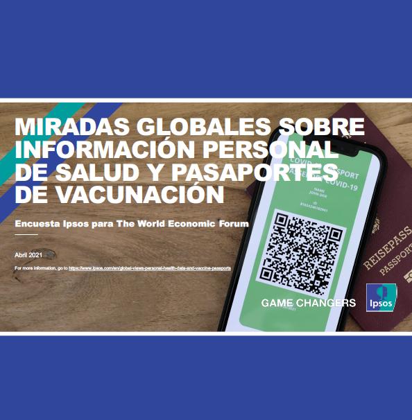 Estudio: Miradas globales sobre información personal de salud y pasaportes de vacunación