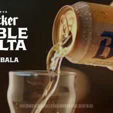 Imagen de la Nota: Becker apuesta con nueva cerveza elaborada con dos maltas