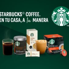 Imagen de la Nota: Nestlé® lanza línea de productos Starbucks®