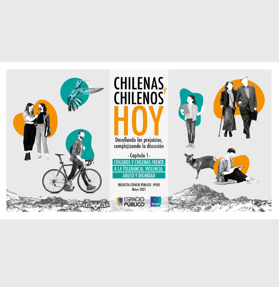 Estudio: Chilenas y Chilenos Hoy: Capítulos Violencia y Dignidad