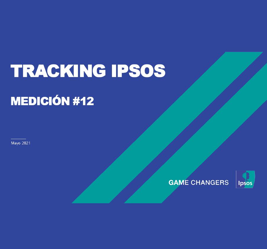 Estudio: Tracking IPSOS #12 – opiniones de los ciudadanos ante el avance de la pandemia en Chile