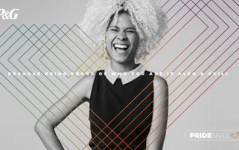 P&G lanza el movimiento #PrideSkill para valorizar la diversidad dentro del mundo corporativo y celebrar el orgullo LGTBIQ