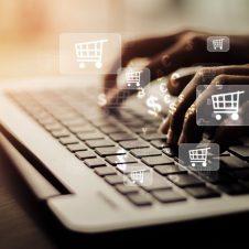 Imagen de la Nota: E-Commerce crece +55%, hoy representa el 11% de las ventas del retail en chile.