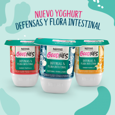 Imagen de la Nota: NESTLÉ lanza nueva línea de yoghurt GOODNES
