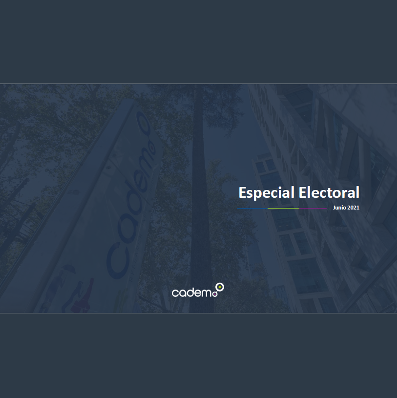Estudio: Especial Electoral Cadem