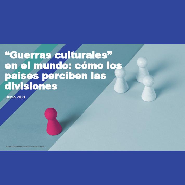 """Estudio: """"Guerras culturales"""" en el mundo: cómo los países perciben las divisiones"""