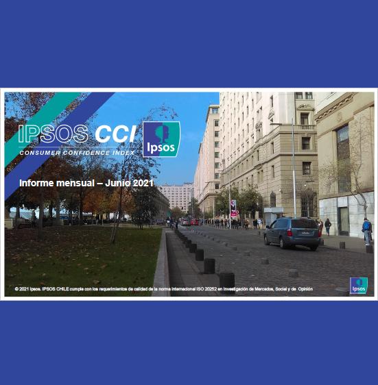 Estudio: IPSOS CCI: Índice de confianza del consumidor