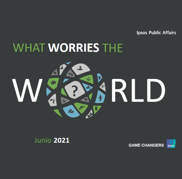 Estudio: What worries the world – Resumen Chile junio 2021 (ES)