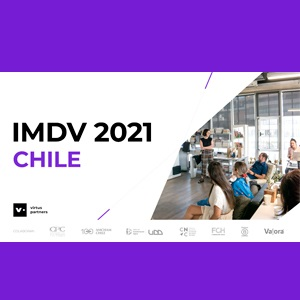 Estudio: IMDV 2021: Conoce la madurez digital de las organizaciones chilenas