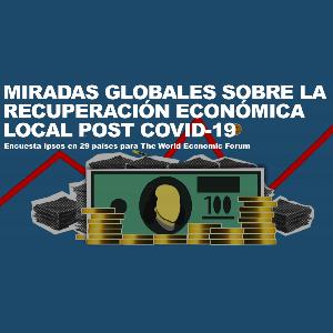 Estudio: Miradas globales sobre la recuperación económica local post Covid-19