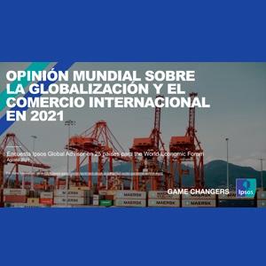 Estudio: Ipsos: Un 86% de los chilenos cree que expandir el comercio hacia el mundo es positivo
