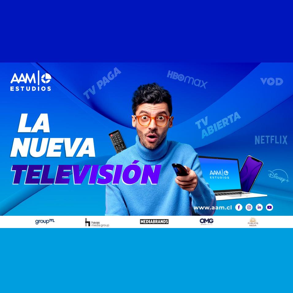 """Estudio: Estudio AAM """"La Nueva Televisión"""