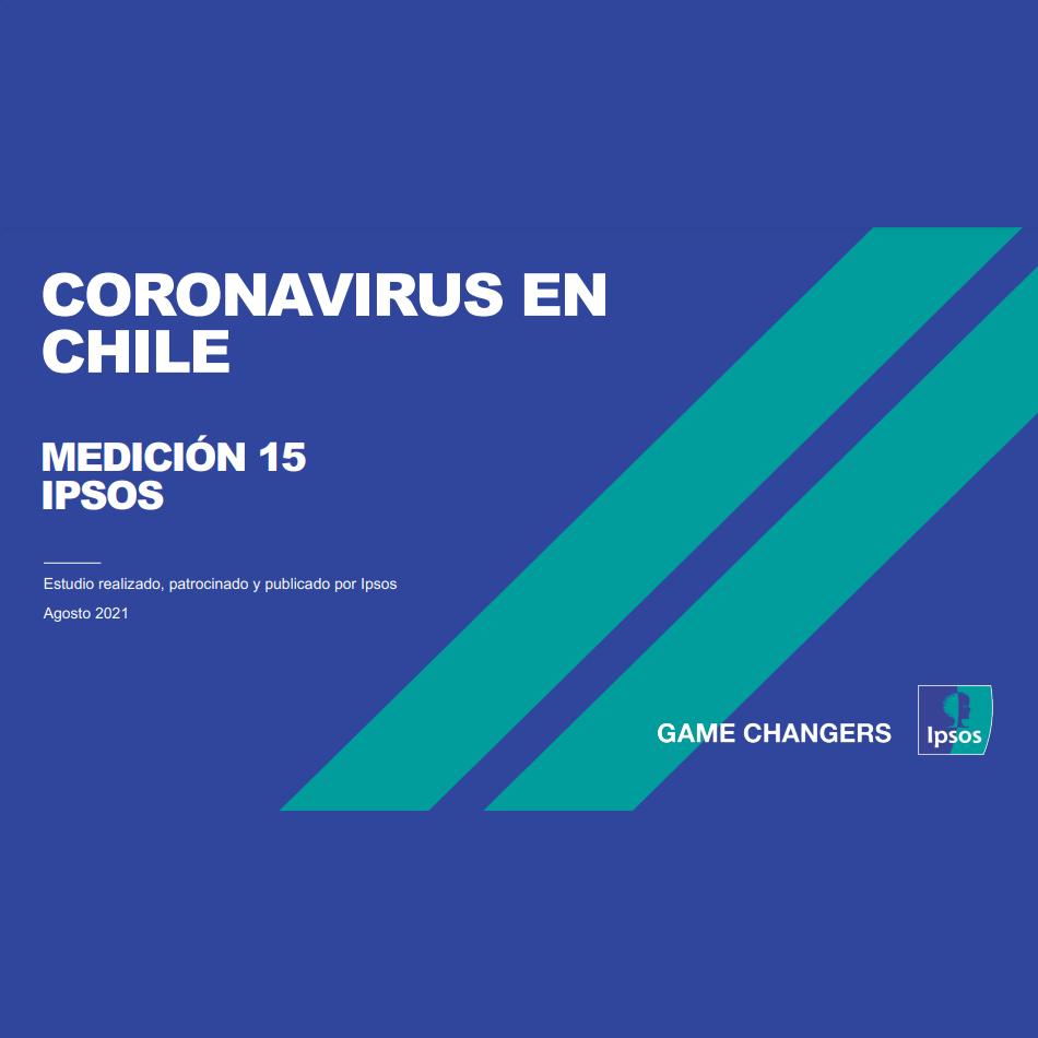Estudio: Coronavirus en Chile – Medición 15