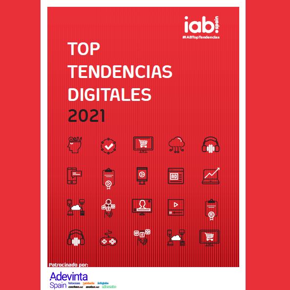 Estudio: Top Tendencias digitales 2021