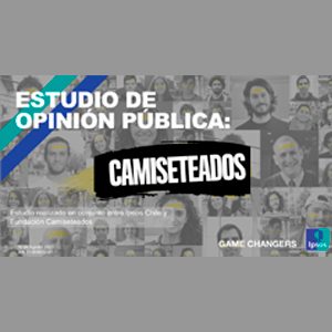 Estudio: Estudio de opinión pública: Camiseteados