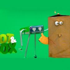 Imagen de la Nota: Bot & Box: Un viaje interactivo al centro de distribución