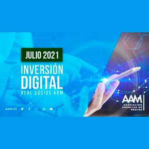 Estudio: Inversión digital  – julio 2021