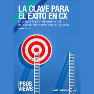 Estudio: La clave para el éxito en CX –  KPI de experiencia del cliente adecuados para su negocio