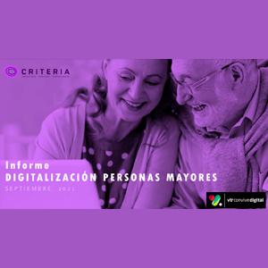 Estudio: Digitalización personas mayores – septiembre 2021