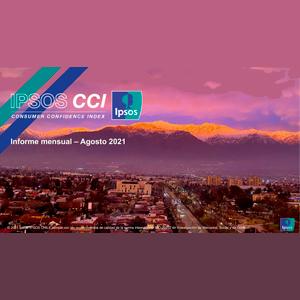 Estudio: Ipsos CCI Consumer Confidence Index – agosto 2021