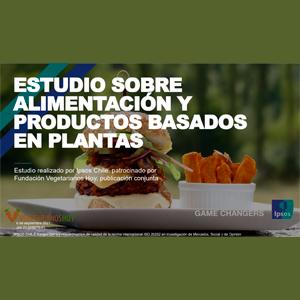 Estudio: Estudio sobre alimentación y productos basados en plantas – septiembre 2021