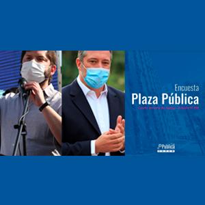 Estudio: Encuesta plaza pública – cuarta semana de agosto 2021
