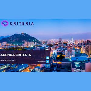 Estudio: Agenda Criteria – Septiembre 2021