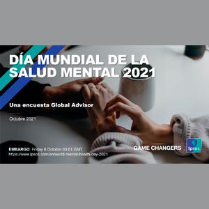 Estudio: Día mundial de la salud mental 2021