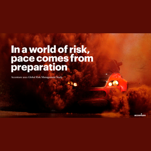 Estudio: In a world of risk, pace comes from preparation