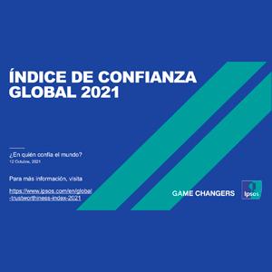 Estudio: Índice de confianza global 2021
