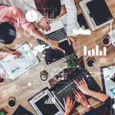 Imagen de la Nota: Banca lidera transformación digital entre todas las industrias y digitalización alcanza 70%